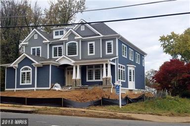 1800 Gilson Street, Falls Church, VA 22043 (#FX10127990) :: Pearson Smith Realty