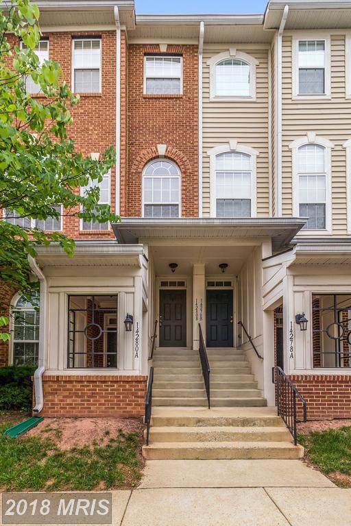 14280-B Woven Willow Lane #42, Centreville, VA 20121 (#FX10259962) :: RE/MAX Executives