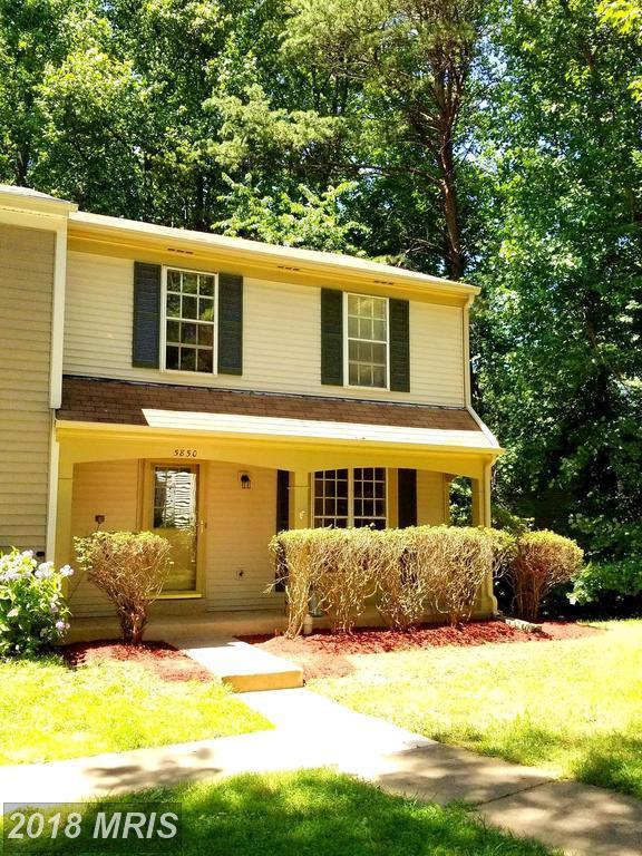 5850 Wood Flower Court, Burke, VA 22015 (#FX10269986) :: Browning Homes Group