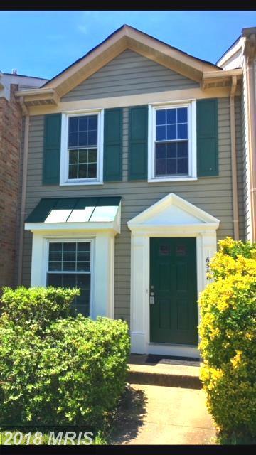 6548 Skylemar Trail, Centreville, VA 20121 (#FX10272743) :: The Vashist Group