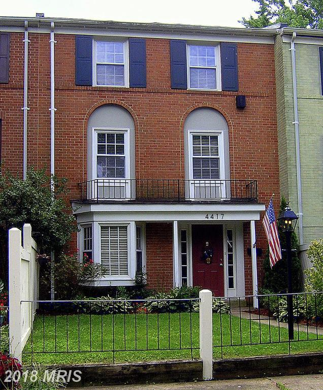 4417 Longworthe Square, Alexandria, VA 22309 (#FX10314091) :: SURE Sales Group