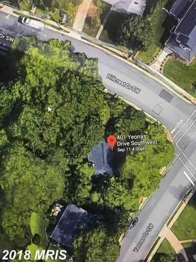 401 Yeonas Drive SW, Vienna, VA 22180 (#FX10348634) :: RE/MAX Gateway