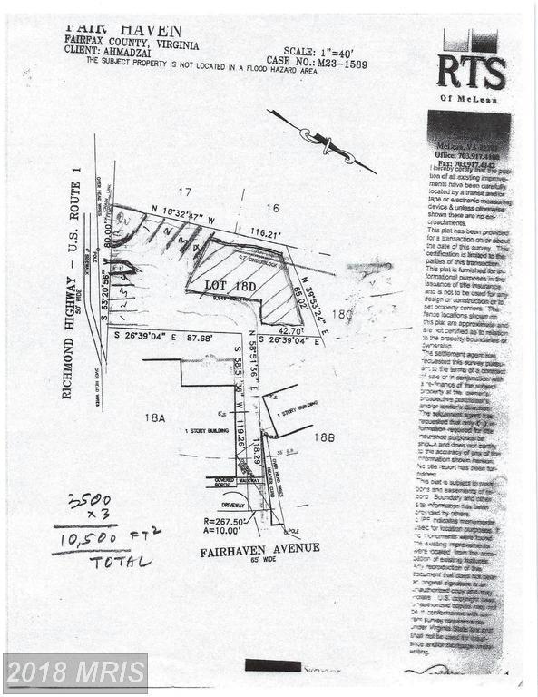 6150 Richmond Highway, Alexandria, VA 22303 (#FX9786115) :: Green Tree Realty