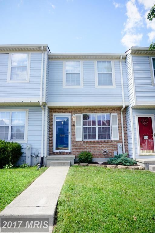 938 Olive Branch Court, Edgewood, MD 21040 (#HR10024479) :: Pearson Smith Realty