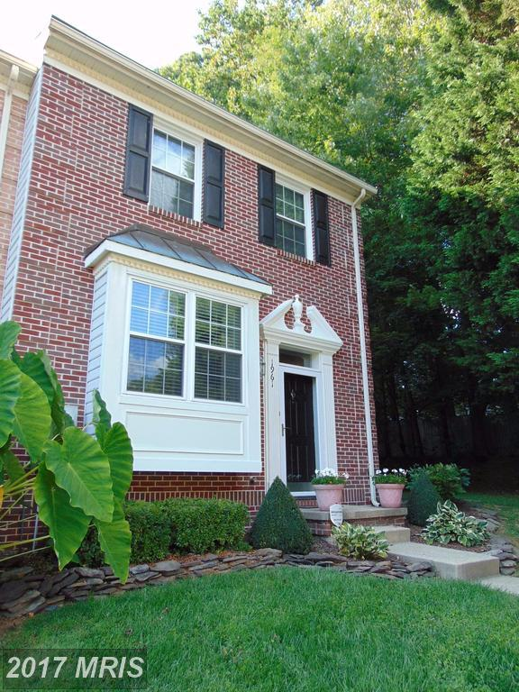 1961 Millington Square, Bel Air, MD 21015 (#HR10050972) :: Pearson Smith Realty