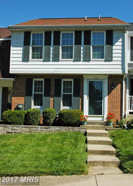 1733 Chesterfield Square, Bel Air, MD 21015 (#HR10058704) :: Pearson Smith Realty