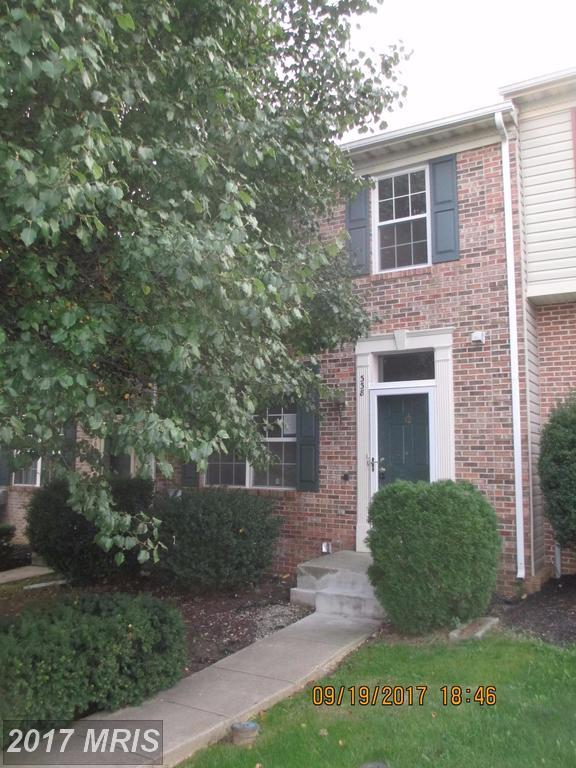 338 Red Haven Court, Joppa, MD 21085 (#HR10061030) :: The Lingenfelter Team