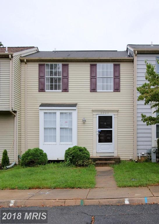 3320 Garrison Circle, Abingdon, MD 21009 (#HR10347466) :: The Maryland Group of Long & Foster