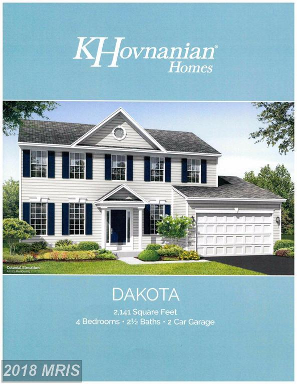 Overbrook Road, Ranson, WV 25438 (#JF10013416) :: The Bob & Ronna Group