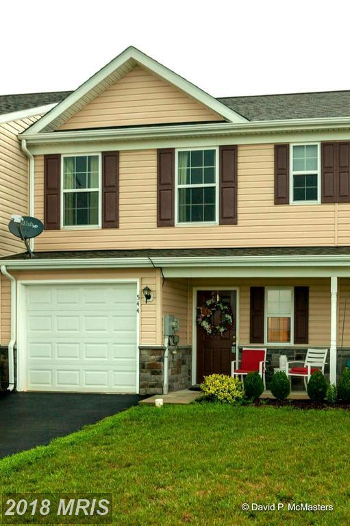 544 Thumper, Ranson, WV 25438 (#JF9013353) :: The Bob & Ronna Group