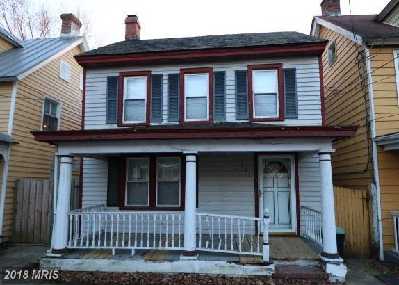 537 High Street W, Chestertown, MD 21620 (#KE10129950) :: Pearson Smith Realty