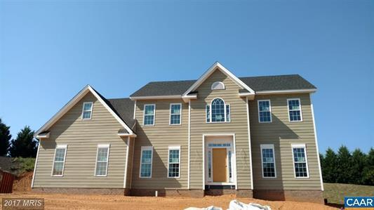 LOT 26 Blue Ridge Terrace, Gordonsville, VA 22942 (#LA9961602) :: Pearson Smith Realty