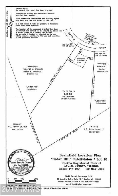 10 Cooke Place, Mineral, VA 23117 (#LA9986849) :: LoCoMusings