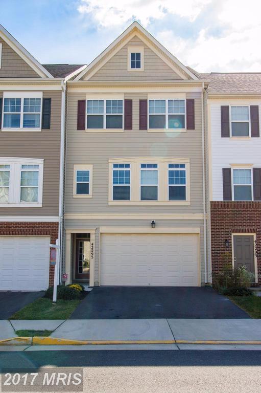 42295 Demarco Terrace, Chantilly, VA 20152 (#LO10066870) :: LoCoMusings