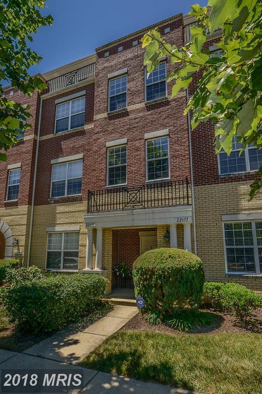 22695 Verde Gate Terrace #22695, Ashburn, VA 20148 (#LO10259520) :: SURE Sales Group