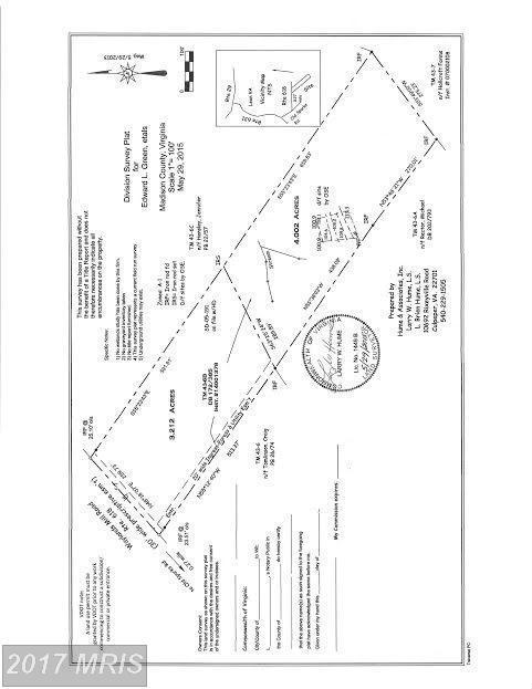 Waylands Mill Road, Leon, VA 22725 (#MA9719584) :: Pearson Smith Realty