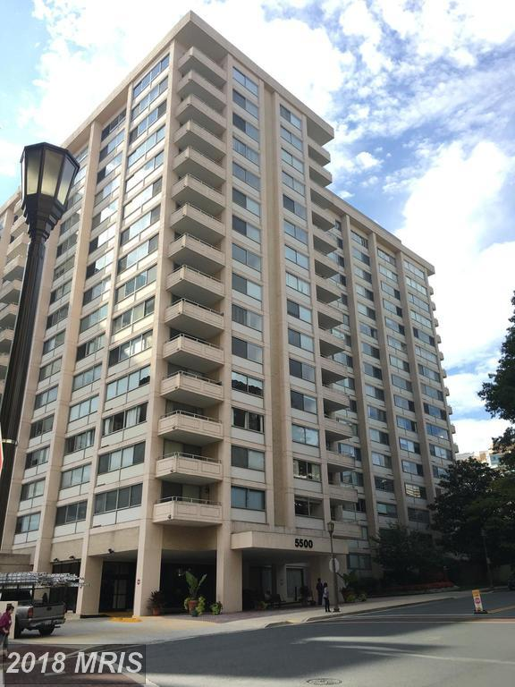 5500 Friendship Boulevard 2002N, Chevy Chase, MD 20815 (#MC10057402) :: Pearson Smith Realty