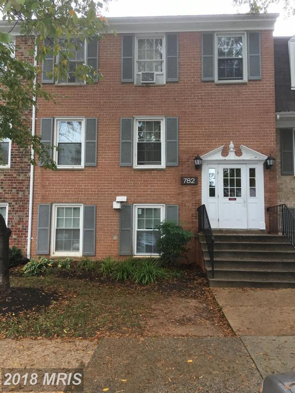 782 Quince Orchard Boulevard P-2, Gaithersburg, MD 20878 (#MC10098933) :: Pearson Smith Realty