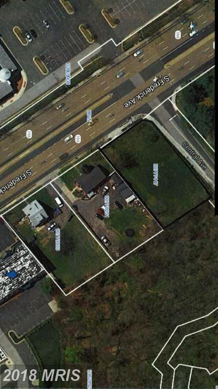 601 Frederick Avenue S, Rockville, MD 20877 (#MC10117646) :: Bob Lucido Team of Keller Williams Integrity