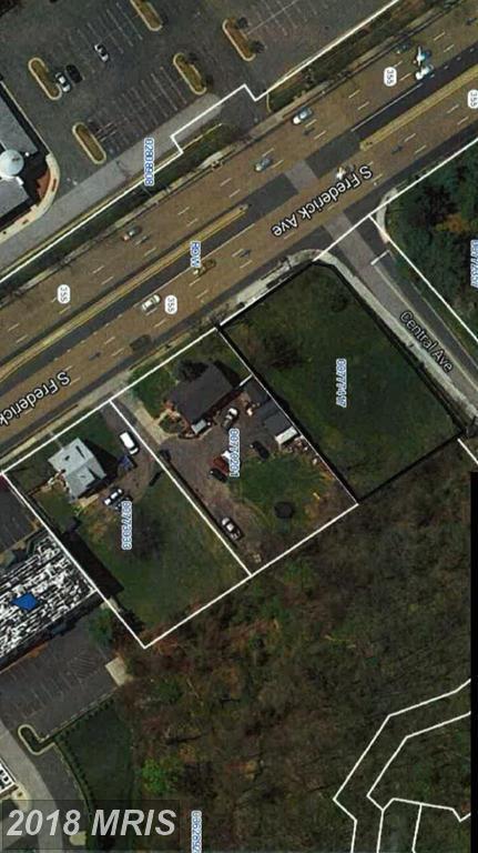 607 Frederick Avenue S, Gaithersburg, MD 20877 (#MC10117647) :: Bob Lucido Team of Keller Williams Integrity