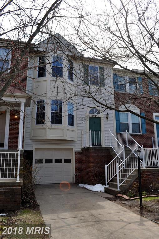 405 Beacon Hill Terrace, Gaithersburg, MD 20878 (#MC10189912) :: Bob Lucido Team of Keller Williams Integrity