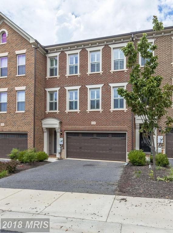 102 Samuel Manor Court, North Potomac, MD 20878 (#MC10287171) :: The Daniel Register Group