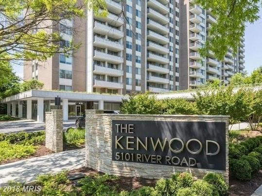 5101 River Road #718, Bethesda, MD 20816 (#MC10311402) :: The Maryland Group of Long & Foster