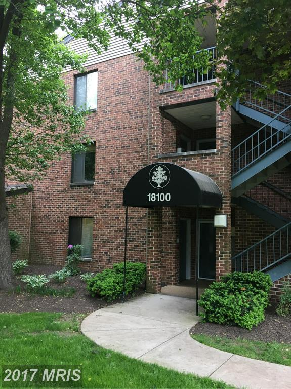 18100 Chalet Drive 13-302, Germantown, MD 20874 (#MC9939565) :: Pearson Smith Realty