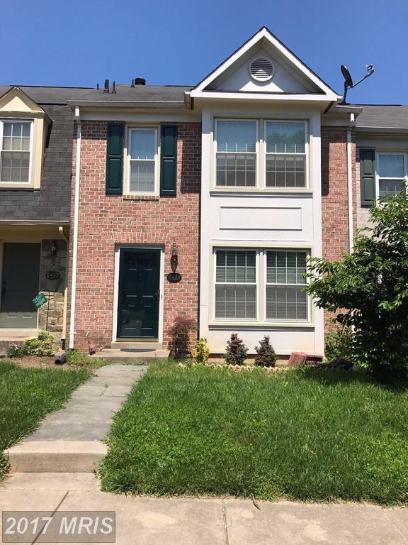 8434 Burchap Drive, Montgomery Village, MD 20886 (#MC9968616) :: LoCoMusings
