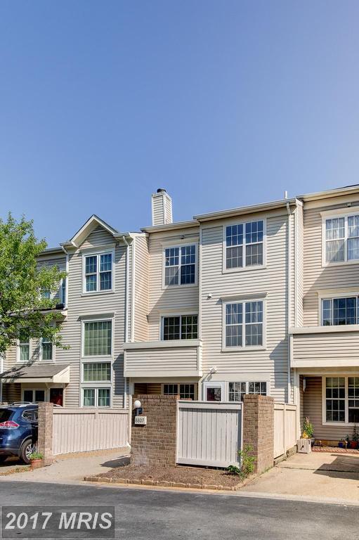 8807 Rustburg Circle, Montgomery Village, MD 20886 (#MC9981144) :: Pearson Smith Realty