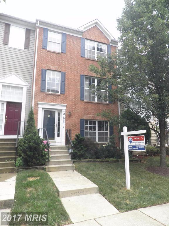 21059 Sojourn Court #64, Germantown, MD 20876 (#MC9986831) :: Pearson Smith Realty