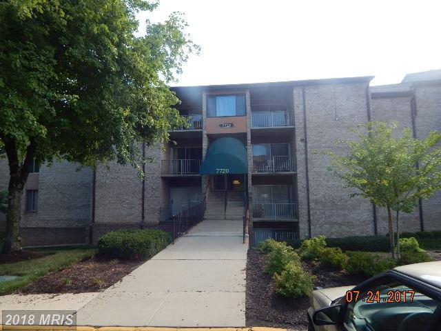 7720 Hanover Parkway #201, Greenbelt, MD 20770 (#PG10015574) :: ExecuHome Realty