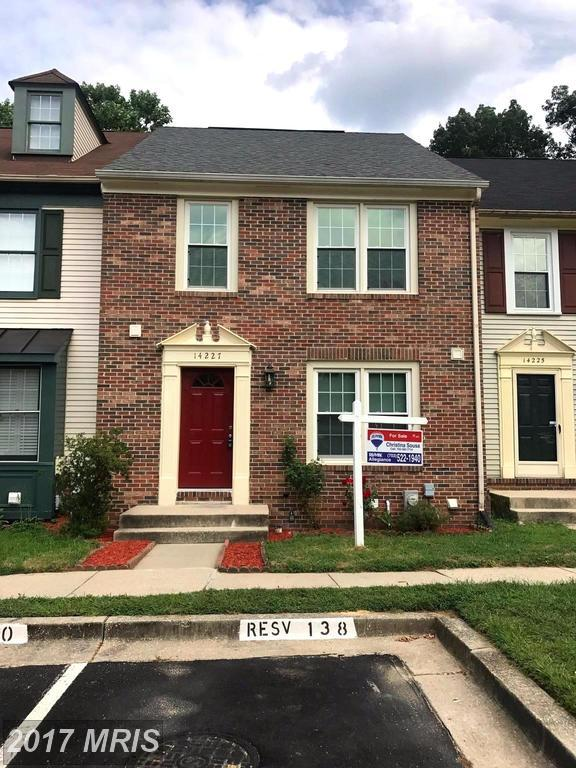 14227 Oakpointe Drive, Laurel, MD 20707 (#PG10044724) :: Pearson Smith Realty