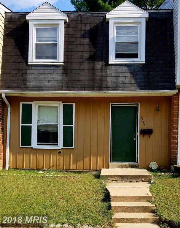 2045 Chadwick Terrace, Temple Hills, MD 20748 (#PG10058683) :: Pearson Smith Realty