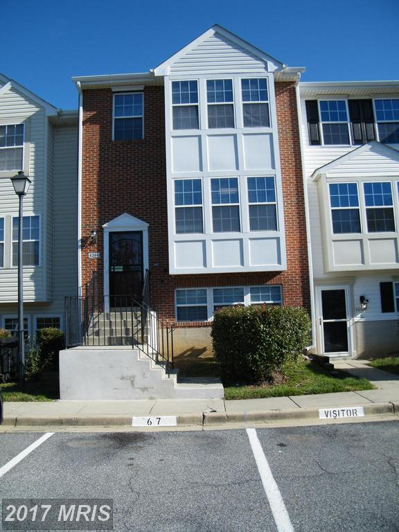 4208 Applegate Lane #4, Suitland, MD 20746 (#PG10094672) :: Pearson Smith Realty