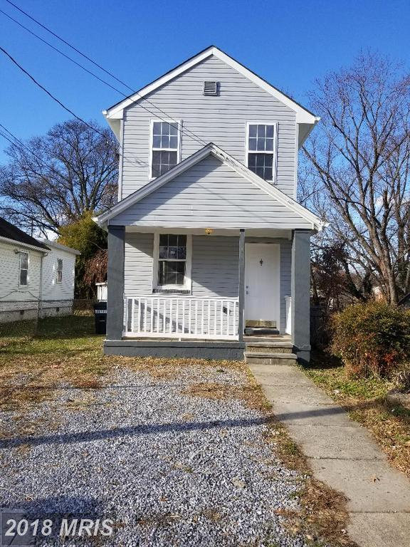 700 59TH Avenue, Fairmount Heights, MD 20743 (#PG10118750) :: Pearson Smith Realty