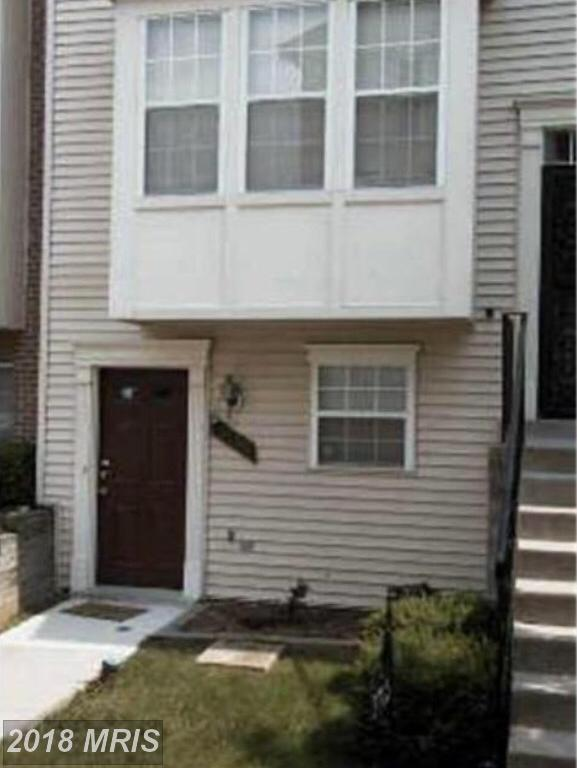 3743 Wilkinson Drive #306, Suitland, MD 20746 (#PG10310826) :: RE/MAX Executives
