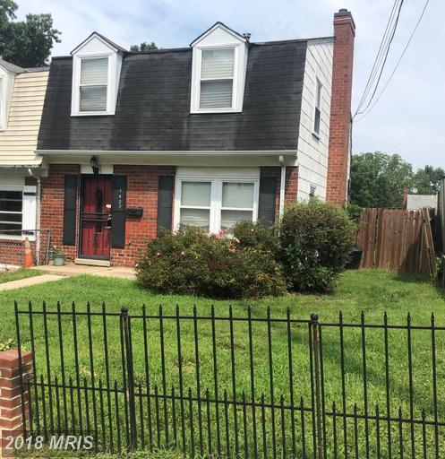 7622 Allendale Drive, Landover, MD 20785 (#PG10336615) :: The Maryland Group of Long & Foster