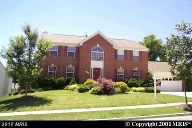 1411 Old Musket Lane, Fort Washington, MD 20744 (#PG9821840) :: LoCoMusings