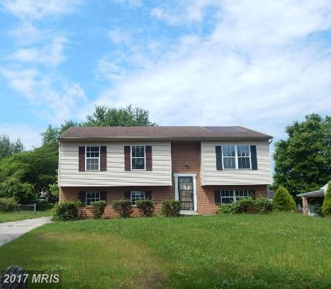 310 Stevenson Lane, Landover, MD 20785 (#PG9849999) :: Pearson Smith Realty