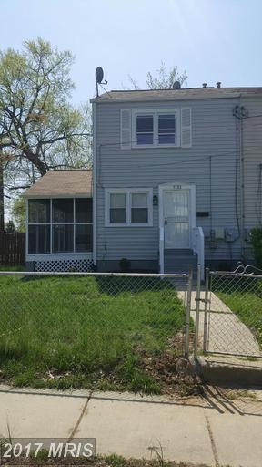 7223 Lombard Street E, Landover, MD 20785 (#PG9918240) :: Dart Homes