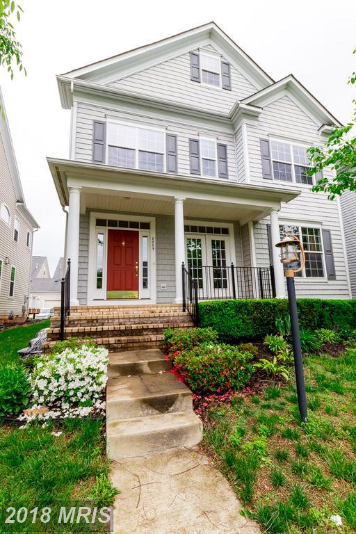 8809 Yellow Hammer Drive, Gainesville, VA 20155 (#PW10232877) :: Advance Realty Bel Air, Inc