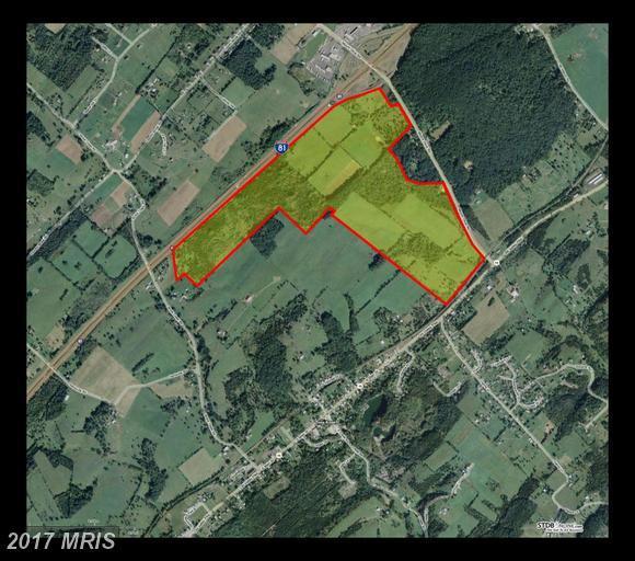 725 Mount Olive Road, Toms Brook, VA 22660 (#SH9519292) :: LoCoMusings