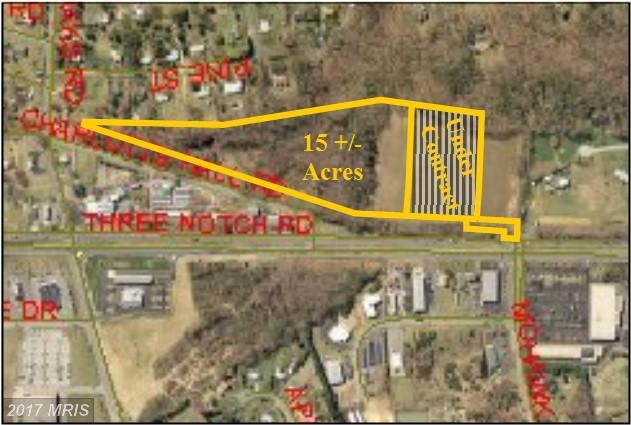 Charlotte Hall Road, Charlotte Hall, MD 20622 (#SM10046623) :: Pearson Smith Realty