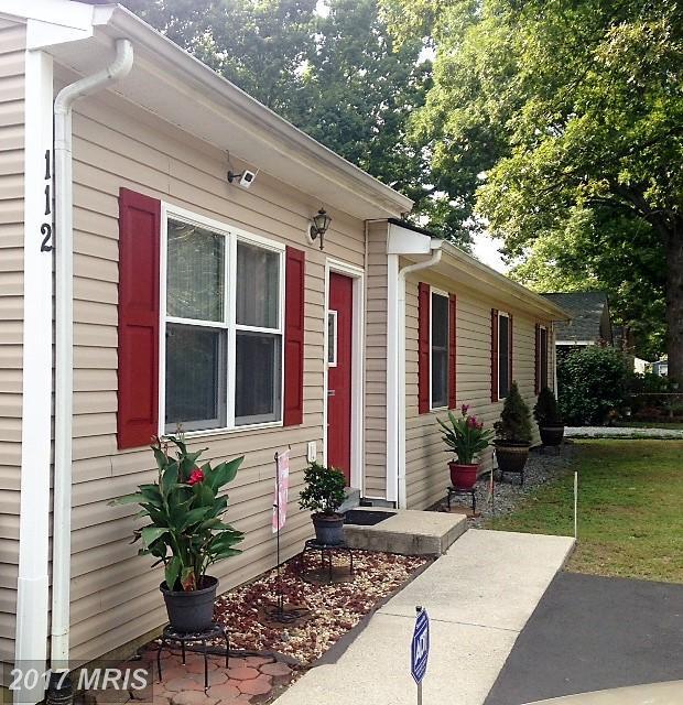 112 Pender Street, Fredericksburg, VA 22408 (#SP9944679) :: LoCoMusings