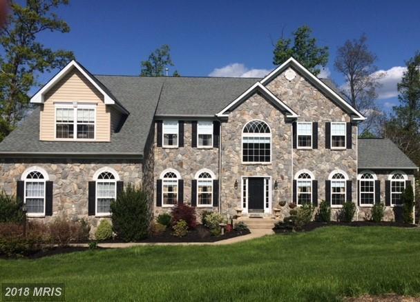 58 Sentinel Ridge Lane, Stafford, VA 22554 (#ST10303748) :: RE/MAX Gateway