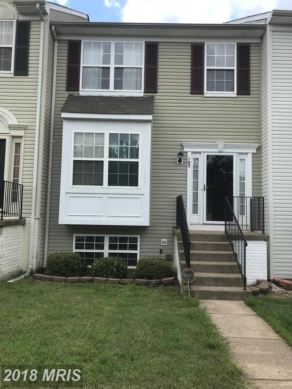 105 Kyle Court, Fredericksburg, VA 22406 (#ST10314481) :: Bob Lucido Team of Keller Williams Integrity