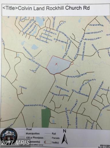 Rockhill Church Road, Stafford, VA 22556 (#ST9593986) :: LoCoMusings