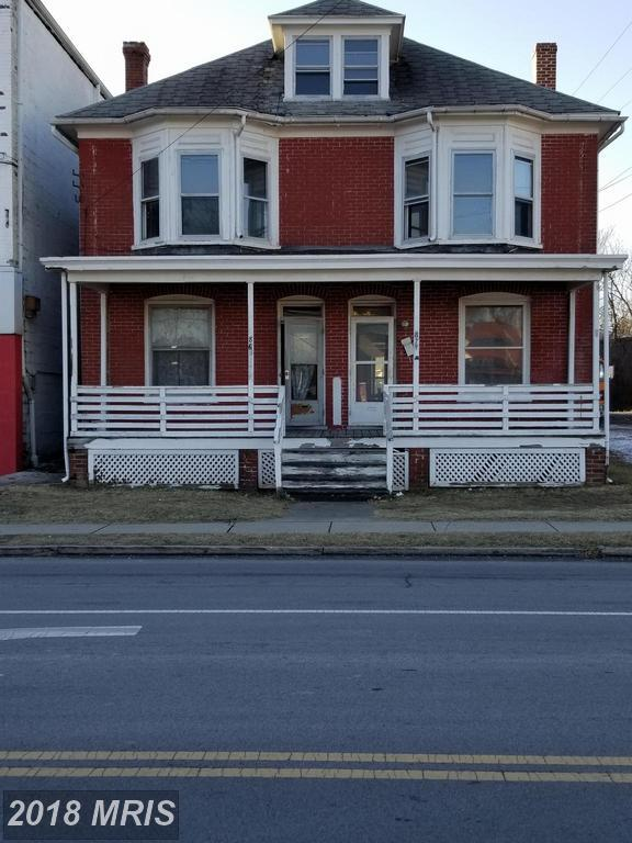 809 Pennsylvania Avenue, Hagerstown, MD 21742 (#WA10131504) :: Colgan Real Estate