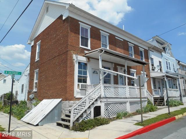 45-47 Salisbury Street, Williamsport, MD 21795 (#WA9996804) :: Pearson Smith Realty